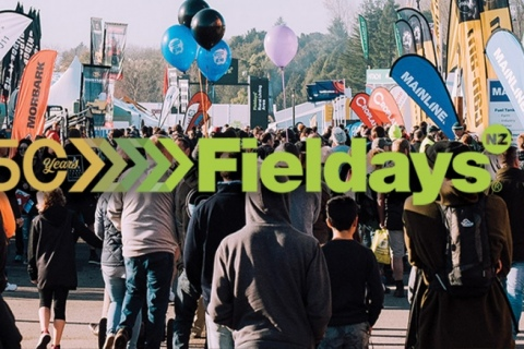 Visting Fieldays 2018?