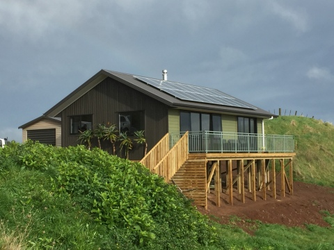 Latest Build - Kea 70sqm in Raglan