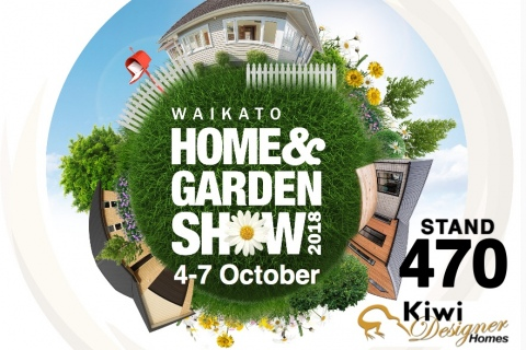 We will be at the Waikato Home & Garden Show 4-7 October 2018!