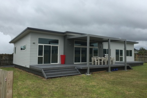 4 bedroom Kiwi - Whitianga