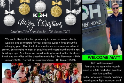 Newsletter - Christmas Edition